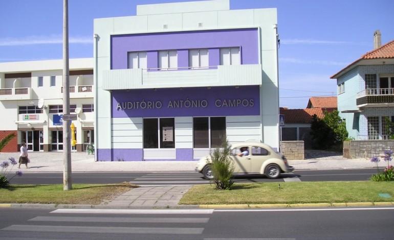 Auditório António Campos (Praia da Vieira)