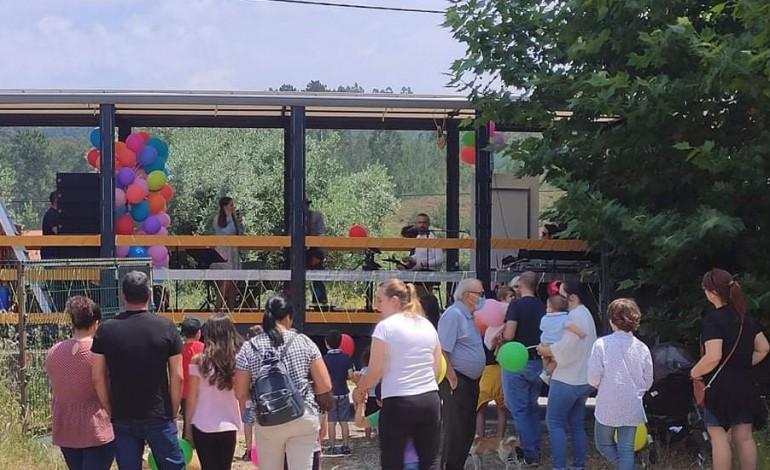 """""""O Balão do João"""" levou a centenas de crianças"""