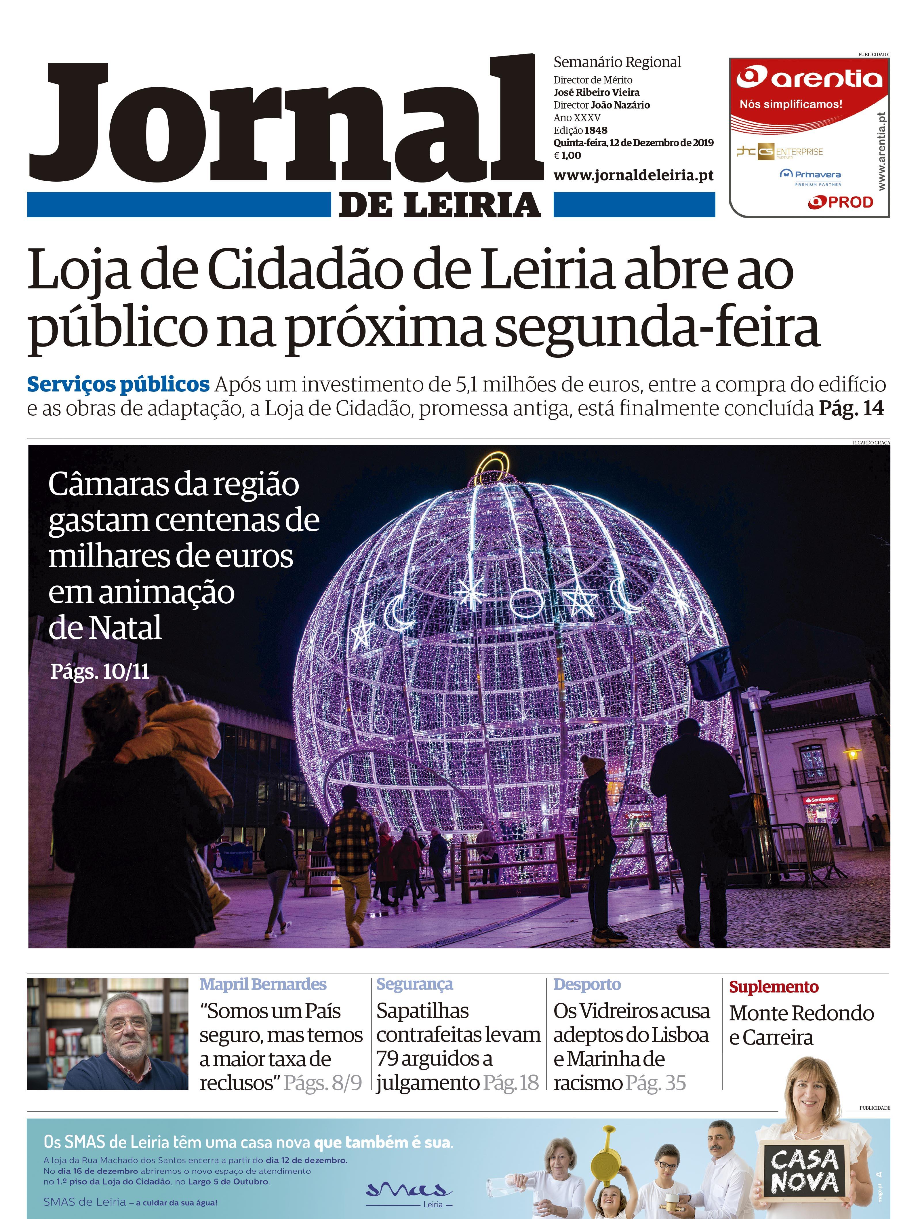 Jornal de Leiria Arquivo