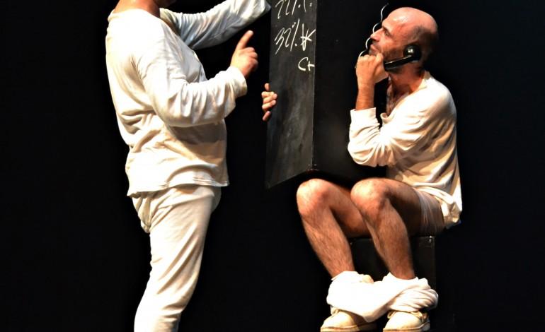 Ajidanha leva, no sábado, a peça 'Opus' a Pombal (Fotografia: DR)