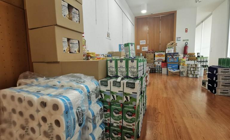 ipss-da-nazare-recebem-duas-toneladas-de-bens-para-distribuir-a-familias-carenciadas