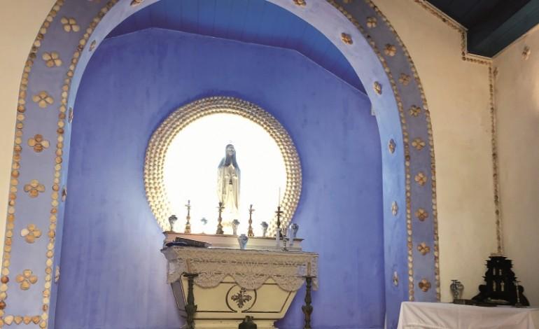 Capela, Casa Afonso Lopes Vieira (São Pedro de Moel)