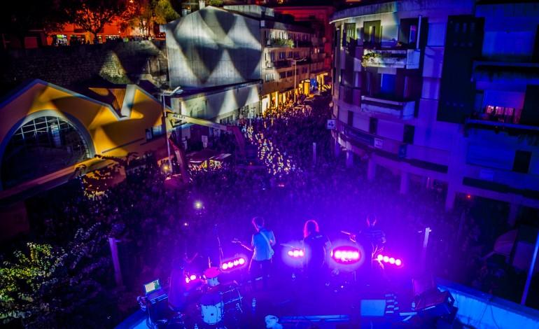 Memorável concerto no telhado de The Alstar Project (Foto: Ricardo Graça)