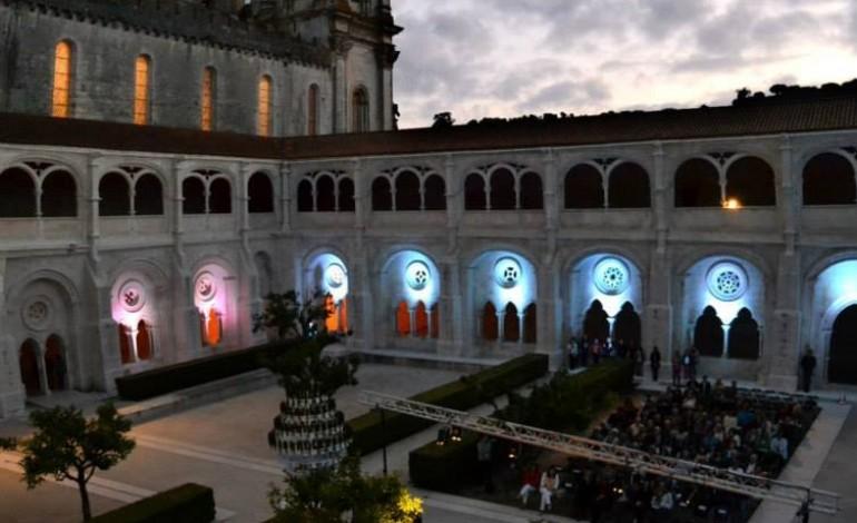 Mosteiro é palco do festival