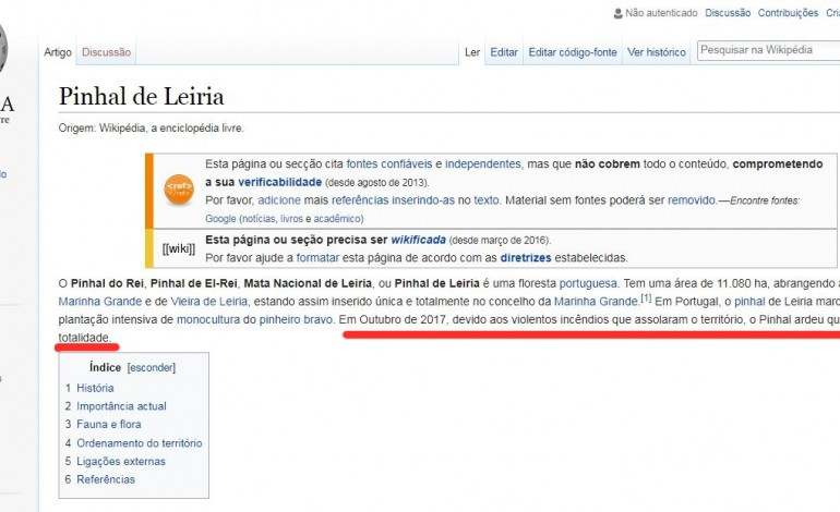 pinhal-de-leiria-ja-e-verbo-no-preterito-na-wikipedia-7358