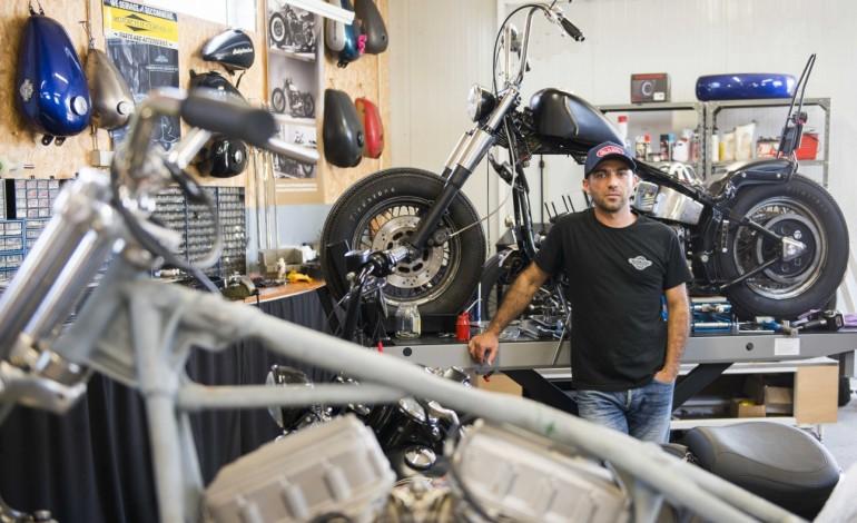 Hugo Pereira - Rock Solid Motorcycles | Foto: Ricardo Graça