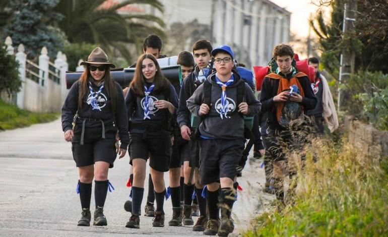 Fotografias: Corpo Nacional de Escutas/Leiria
