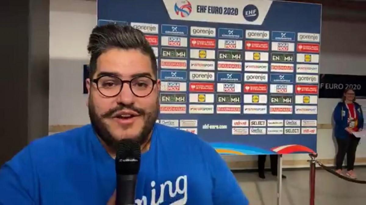 Márcio Menino, aka Doutor Andebol
