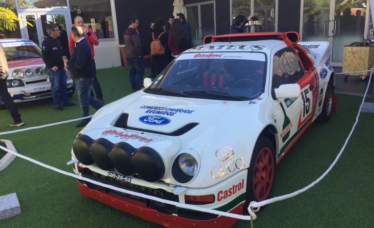 Ford RS200 da Diabolique foi uma das estrelas do encontro