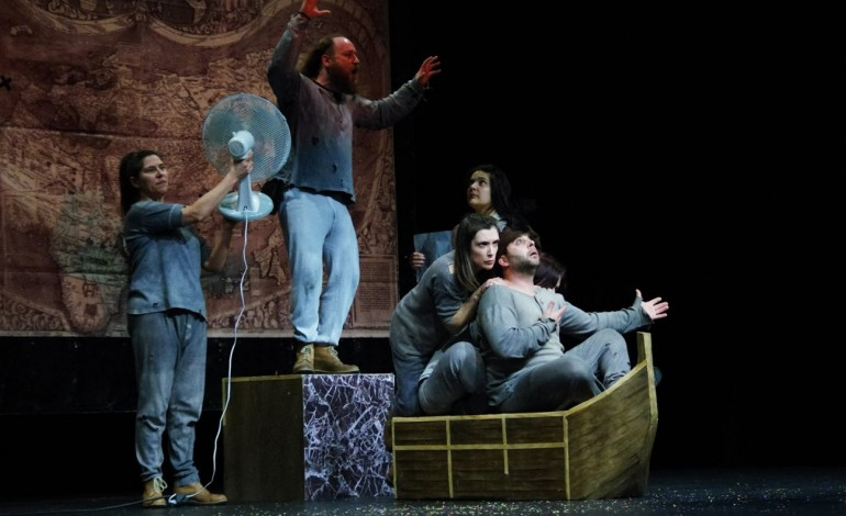 Lusíadas?, pelo Teatro Amador de Pombal