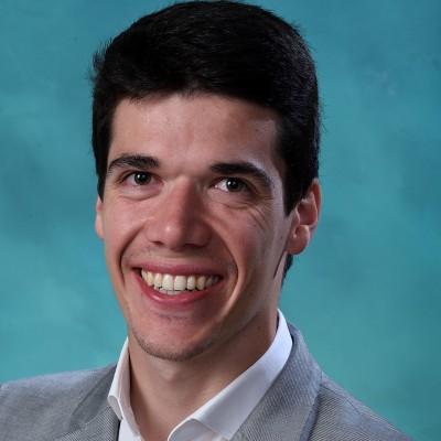 Ricardo Ribeiro, mestre em Fiscalidade, técnico de contabilidade no Banco de Portugal