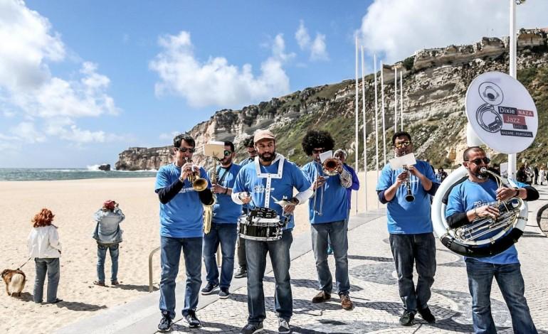 DixieNaza Band atua em Leiria, dia 18 e na Nazaré, dia 26