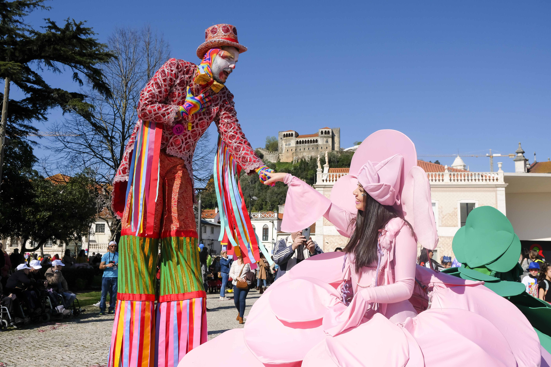 Carnaval 2020 em Leiria