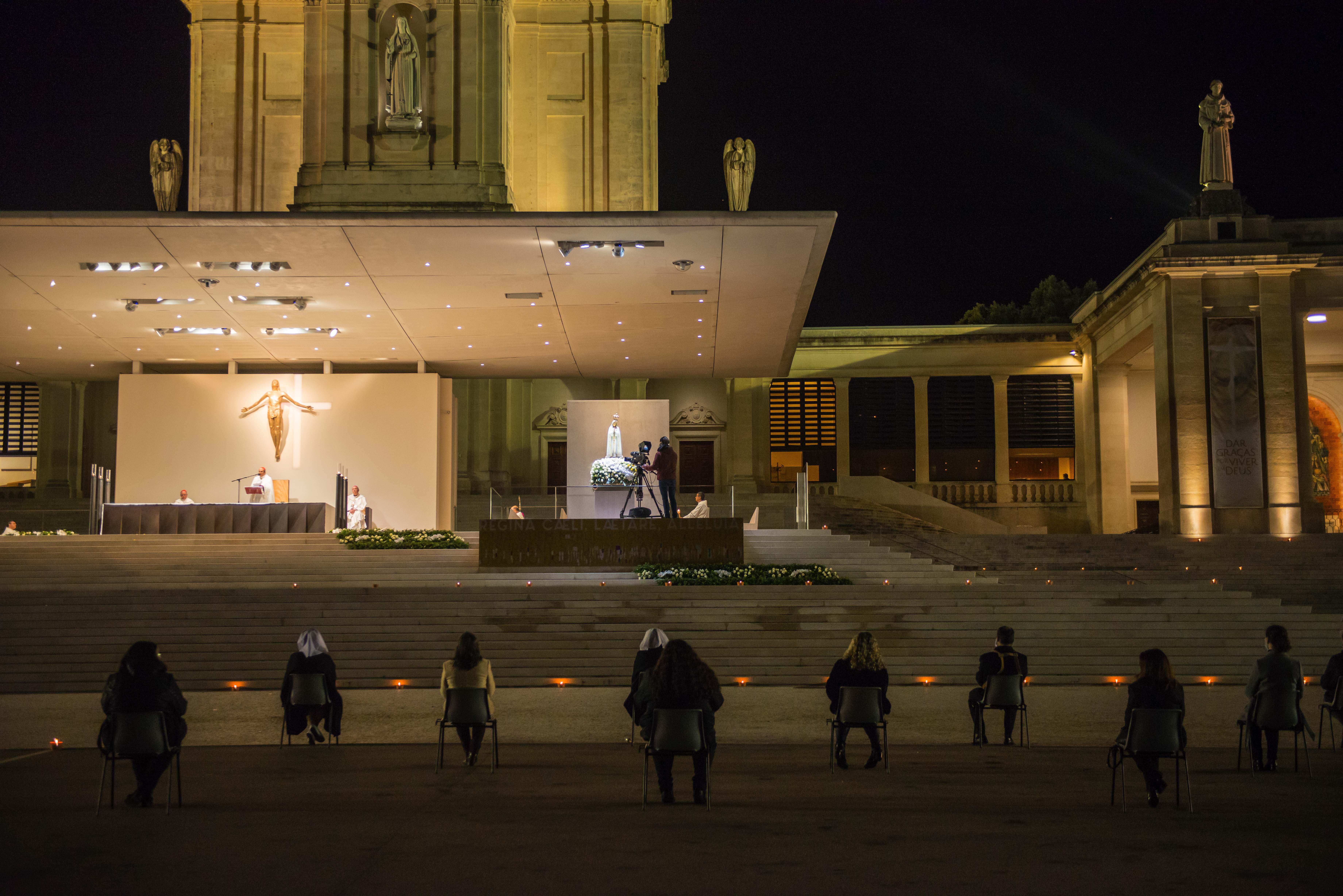 Fátima, 12 de Maio de 2020