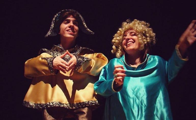 'As Viagens de Gulliver' pelo TAP encerram o Encontro, no domingo (Fotografia: DR)