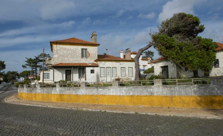 Casa do Pinheiro Manso, na rua Dr. Adolfo Leitão, em São Pedro de Moel