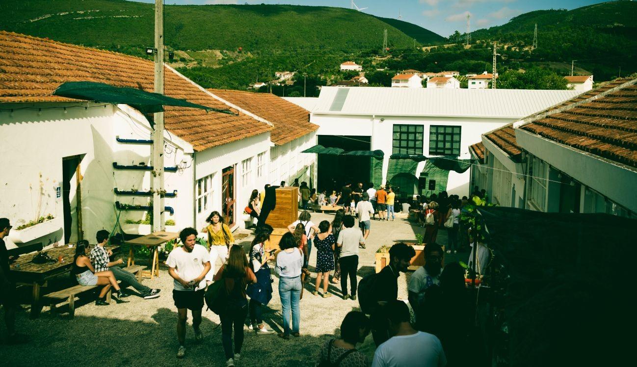 Vista geral do Serra (Foto: Vera Marmelo)
