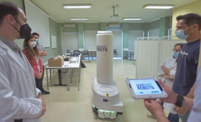 Dispositivo elimina vírus e bactérias