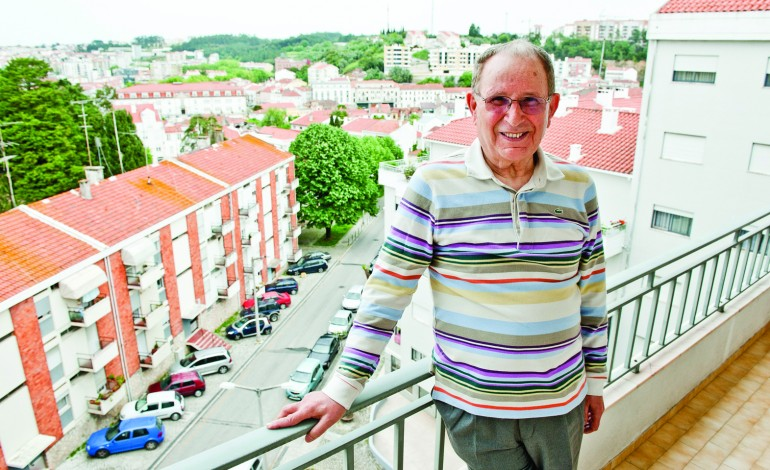 Antigo presidente da Câmara de Leiria, Lemos Proença, faleceu em Novembro - Foto: Ricardo Graça