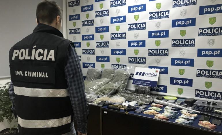 psp-de-leiria-trava-trafico-de-droga-na-regiao-com-17-detencoes