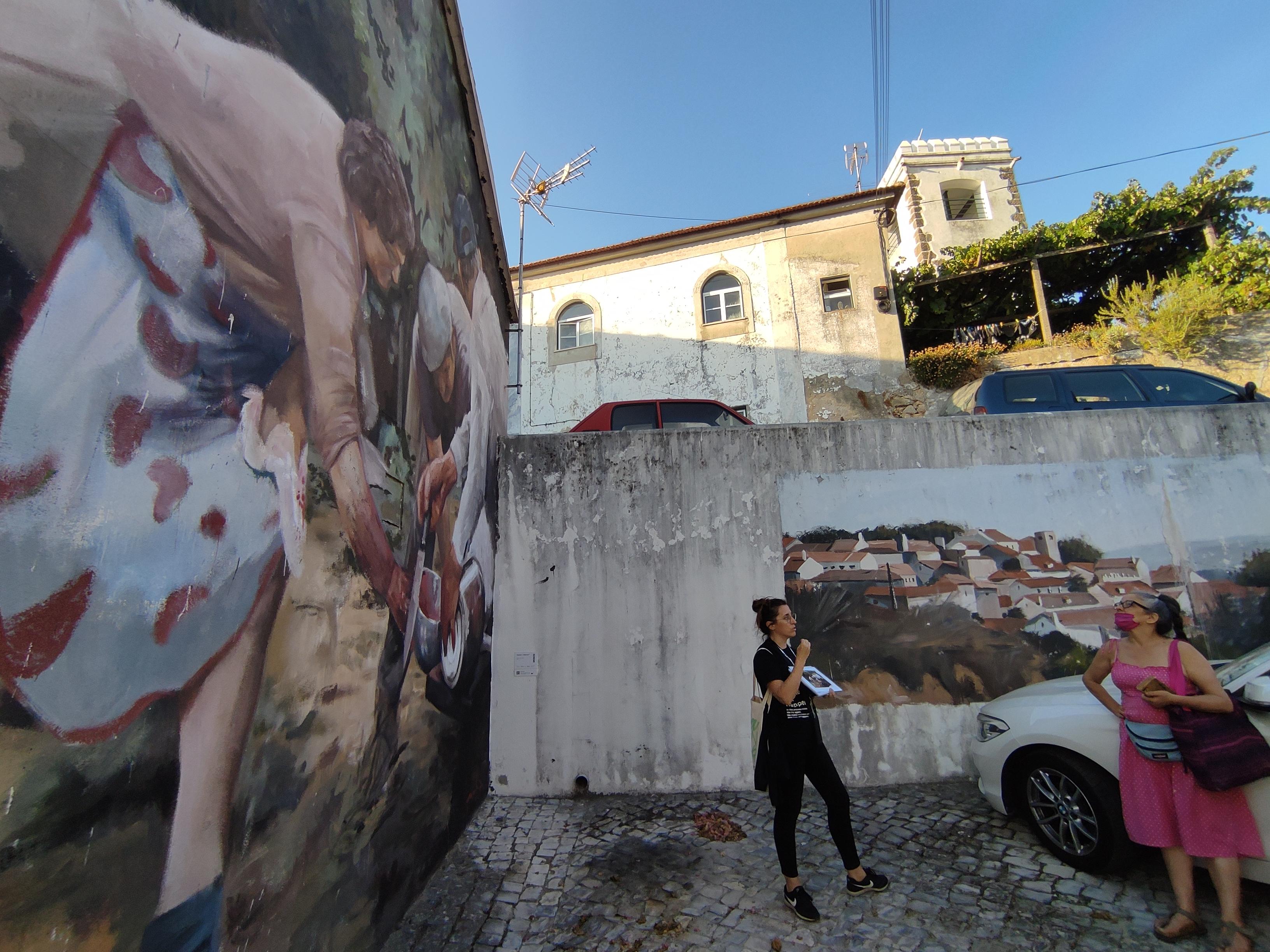 Roteiro pelo Fazunchar - Festival de Arte Urbana 2021
