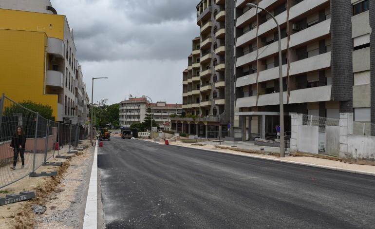 corte-de-transito-na-avenida-marques-de-pombal-em-leiria
