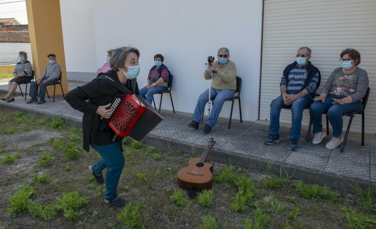 Pela primeira vez em Alcanadas, o Museu na Aldeia atraiu dezena e meia de residentes